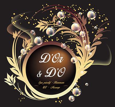 D'Or et D'O logo site
